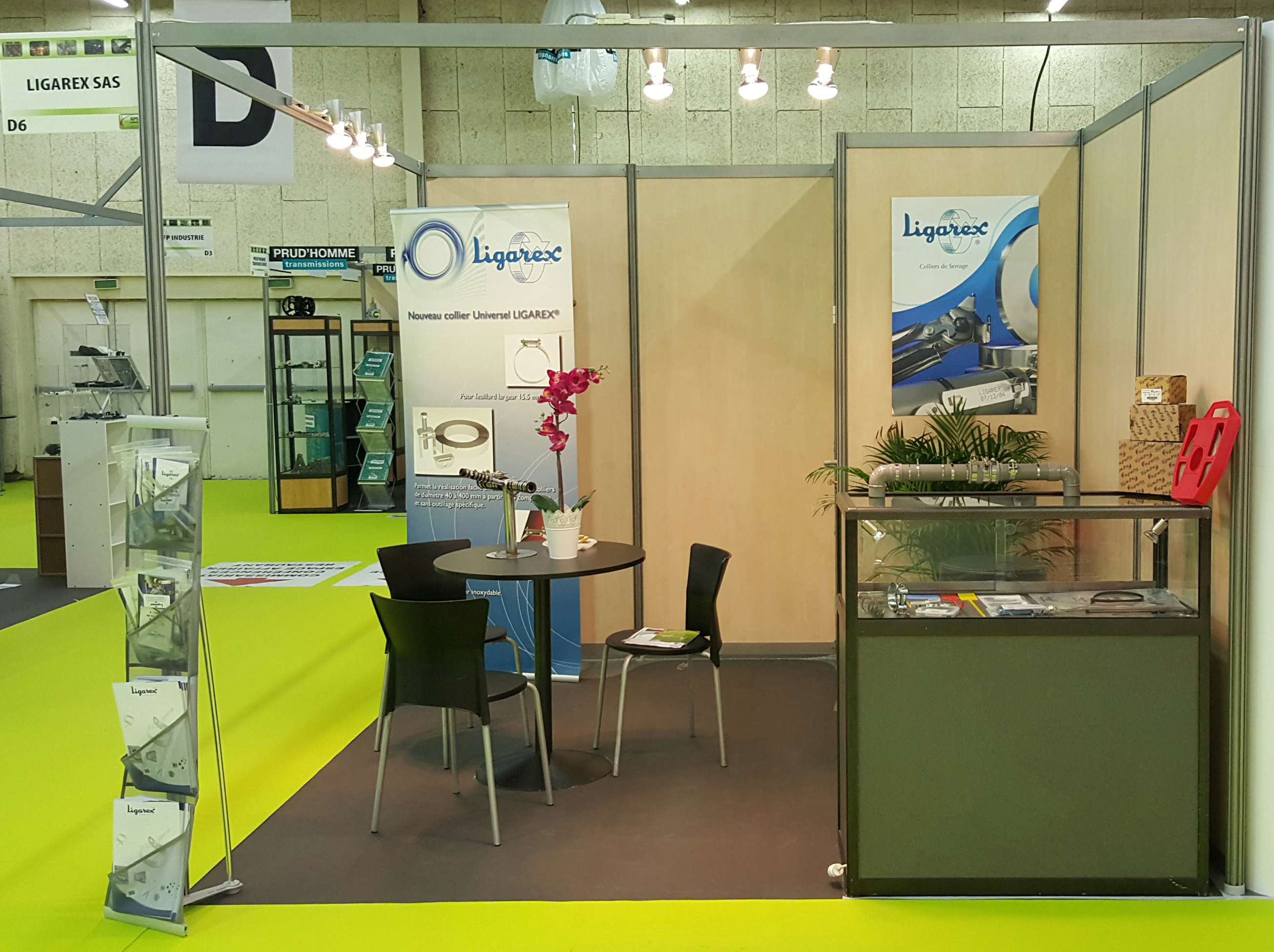 Salon Angers 2016 Ligarex
