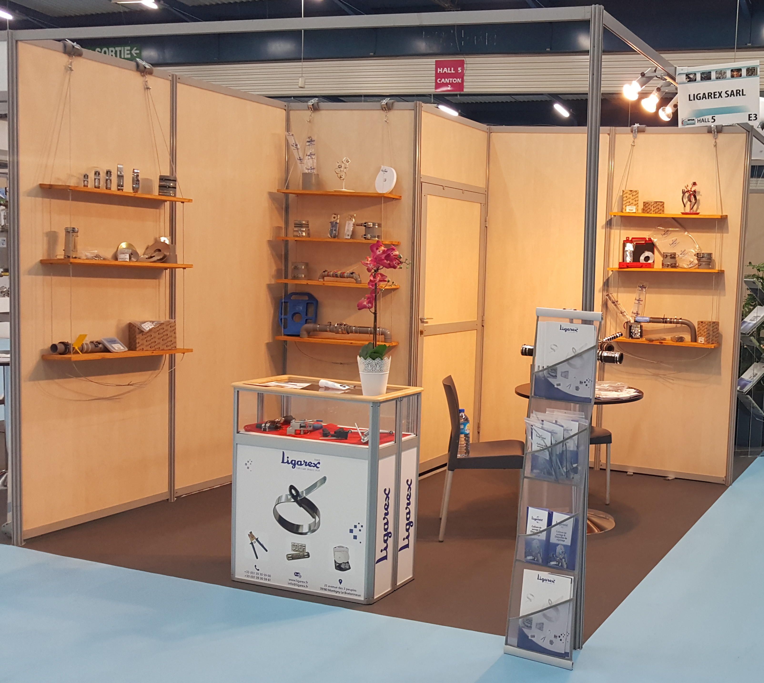 Salon Toulouse 2016 Ligarex